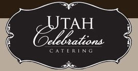 Utah Celebrations Catering Whether you are planning a formal dinner party, light hors d'oeuvres, an extensive buffet, or a traditional wedding reception, our courteous and professional staff will make your event distinctive and memorable.