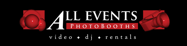 All Events Photo Booths Logo
