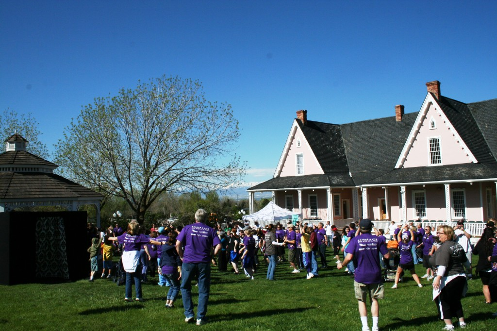 Best Buddies Friendship Walk 2011